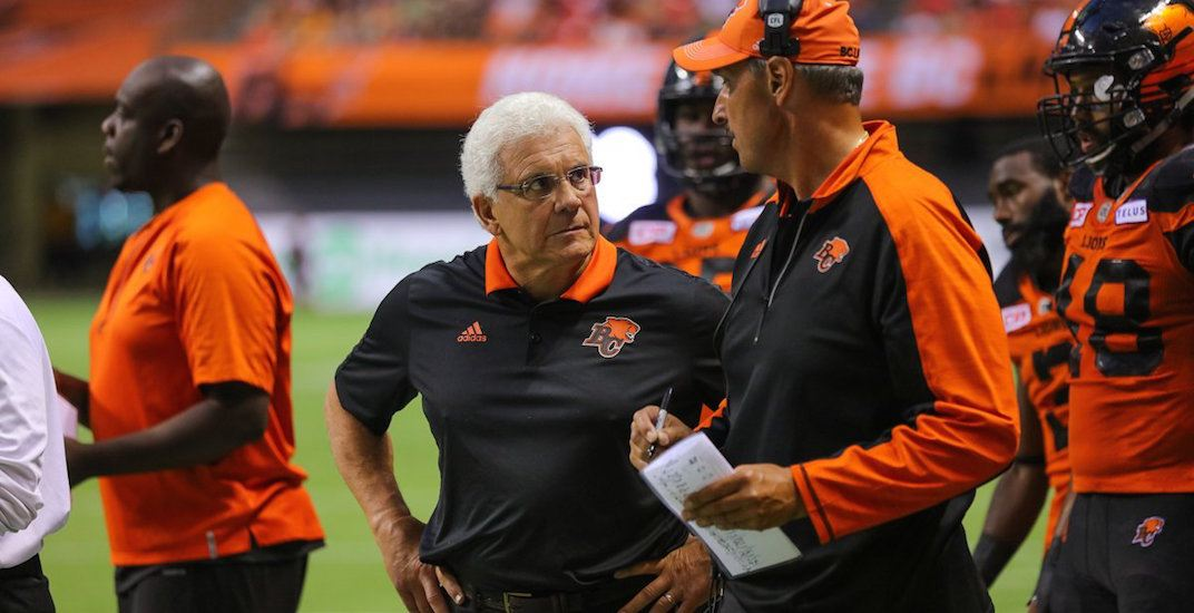 The BC Lions need to make major changes on and off the field