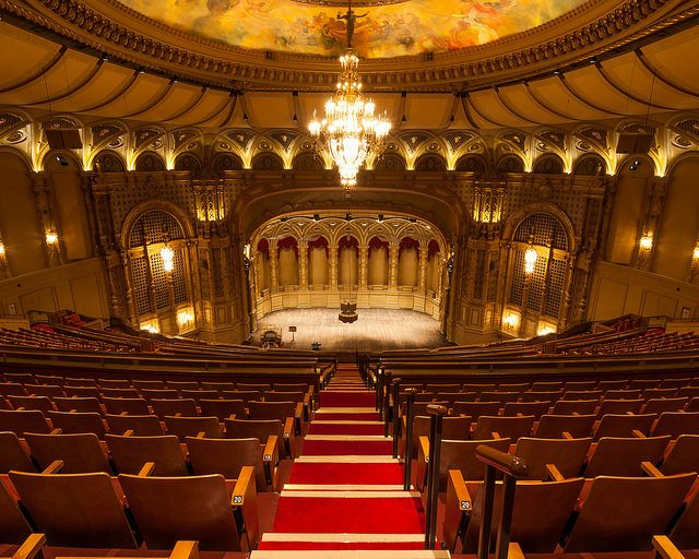 Orpheum Theatre in Vancouver (Colin Knowles/Flickr)