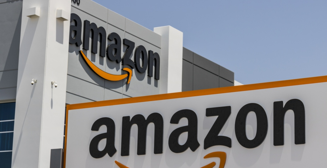 Amazon to open new distribution centre near Calgary with 750 new jobs