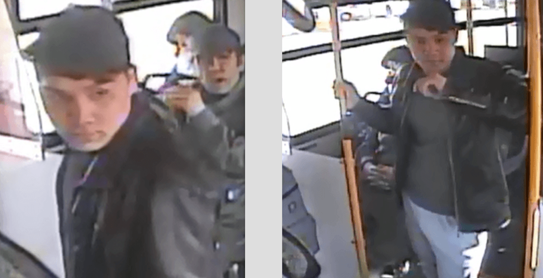 Police looking for suspect in sexual assault on Calgary bus
