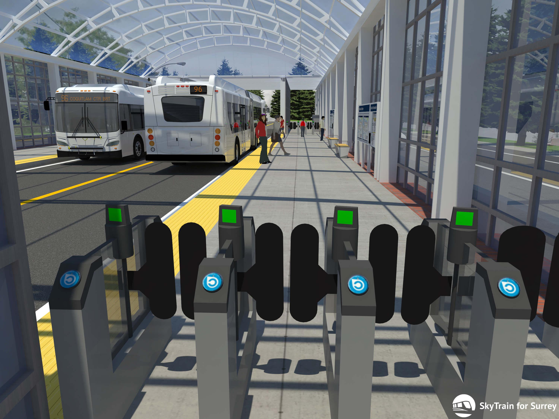 Surrey's mayor renews call for light rail, regional ...   Vancouver Light Rail