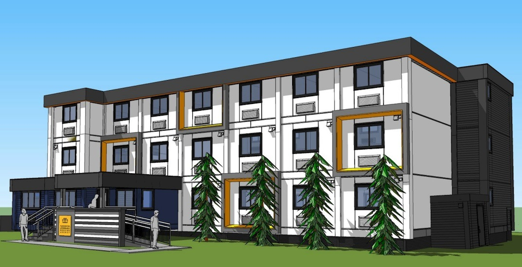 650 west 57th avenue vancouver modular housing 1