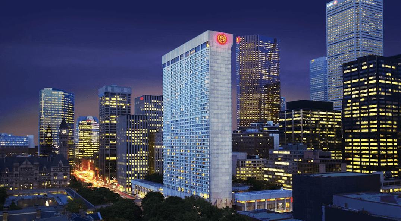 Toronto's Sheraton Centre hotel just sold for a record $335 million
