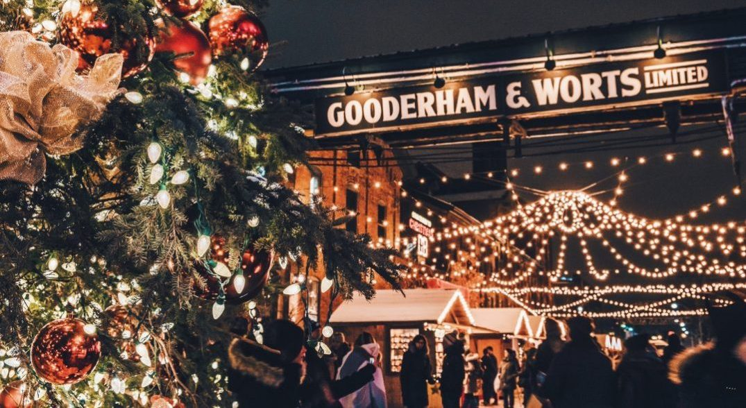 The Toronto Christmas Market is opening TODAY