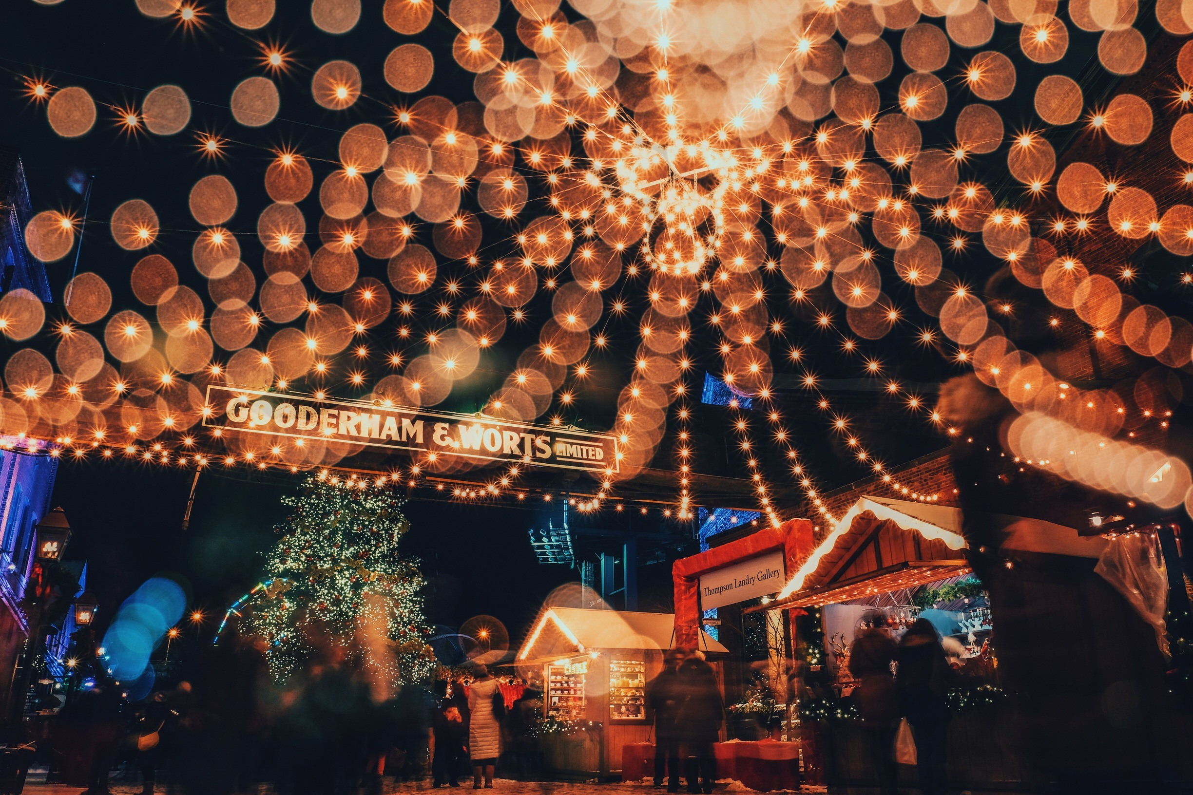 The Toronto Christmas Market will be open longer than ever this year