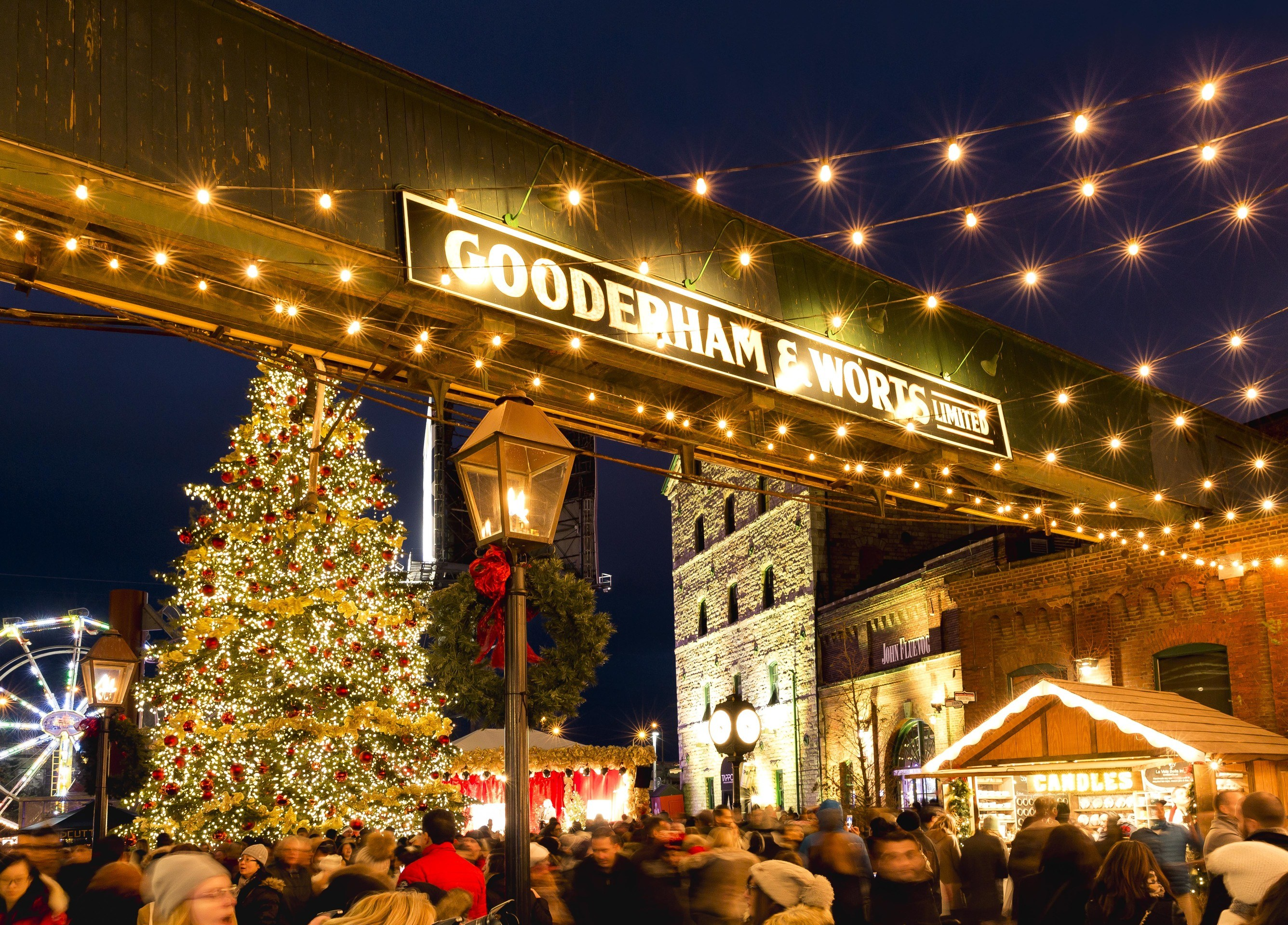 The Toronto Christmas Market Is Opening This Week
