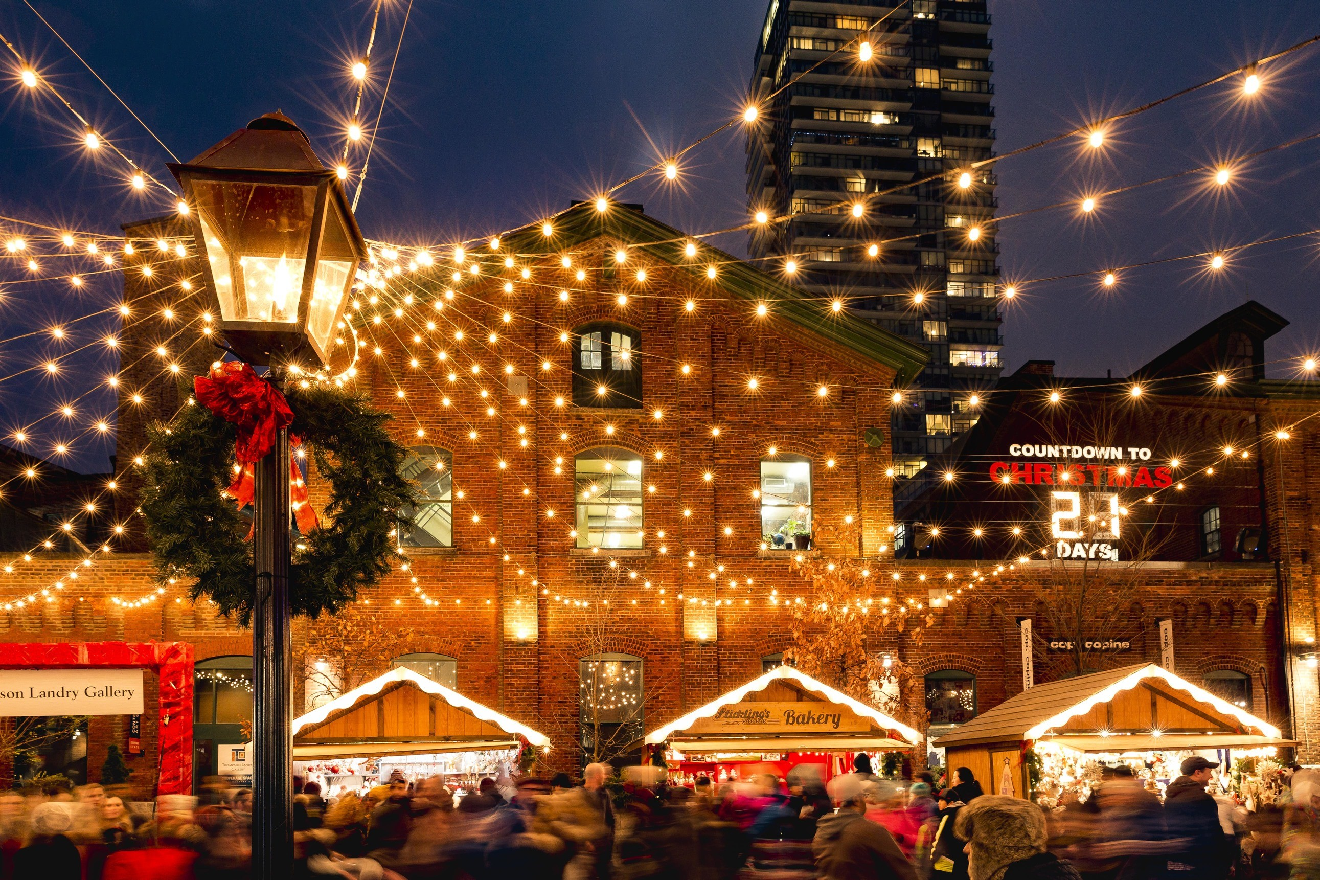 11 of Toronto's most spectacular holiday markets in 2017