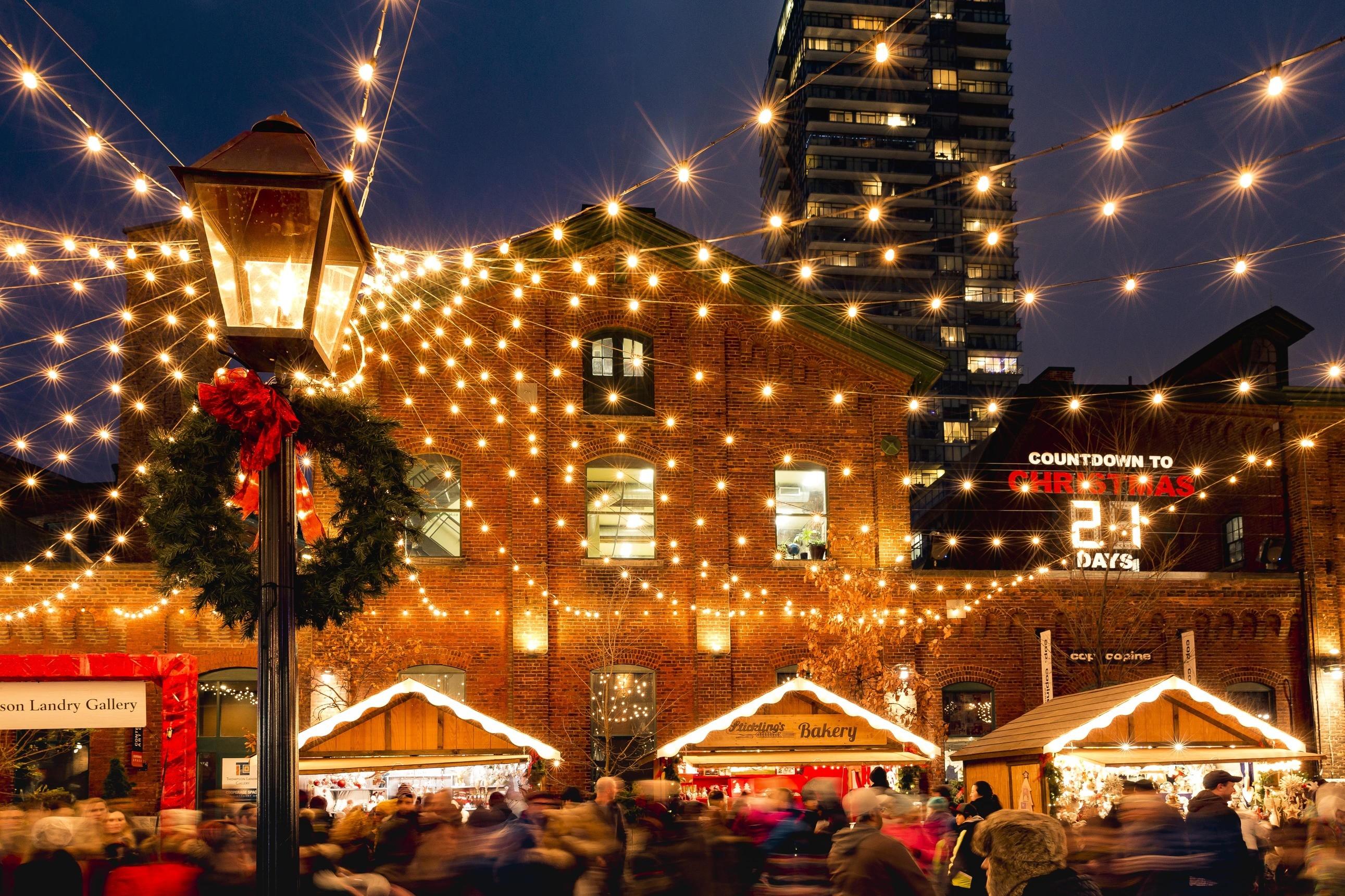 Toronto christmas market 17