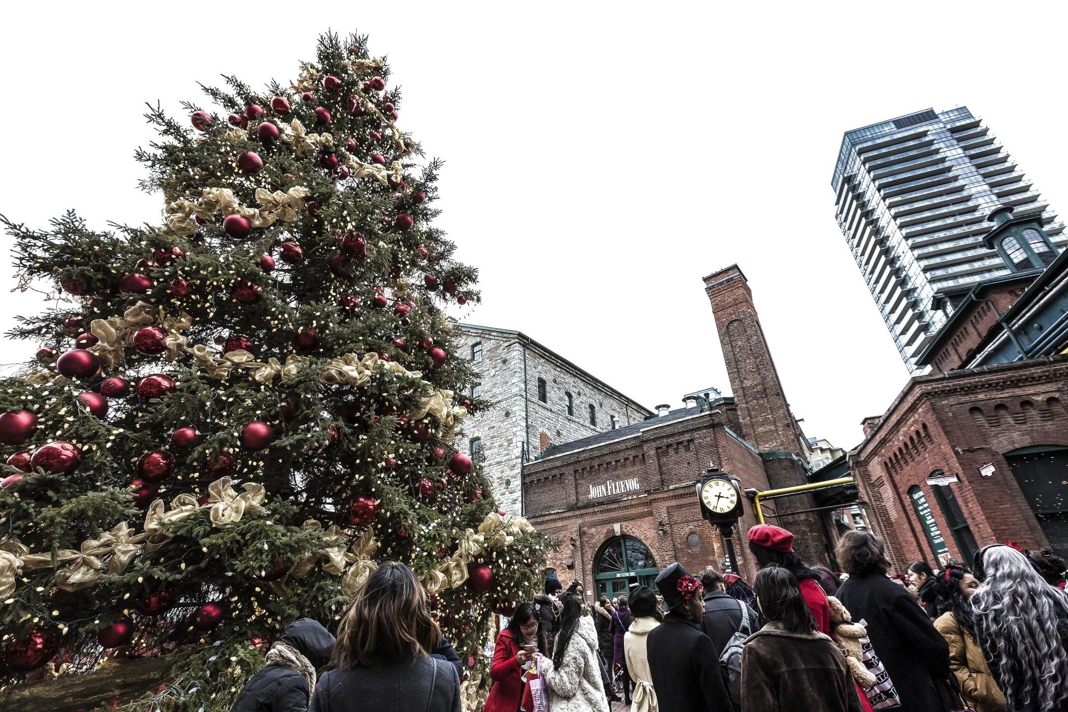 Toronto christmas market 20