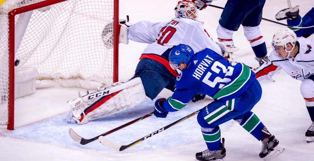 SixPack: Who are these guys? Canucks blow out the Capitals