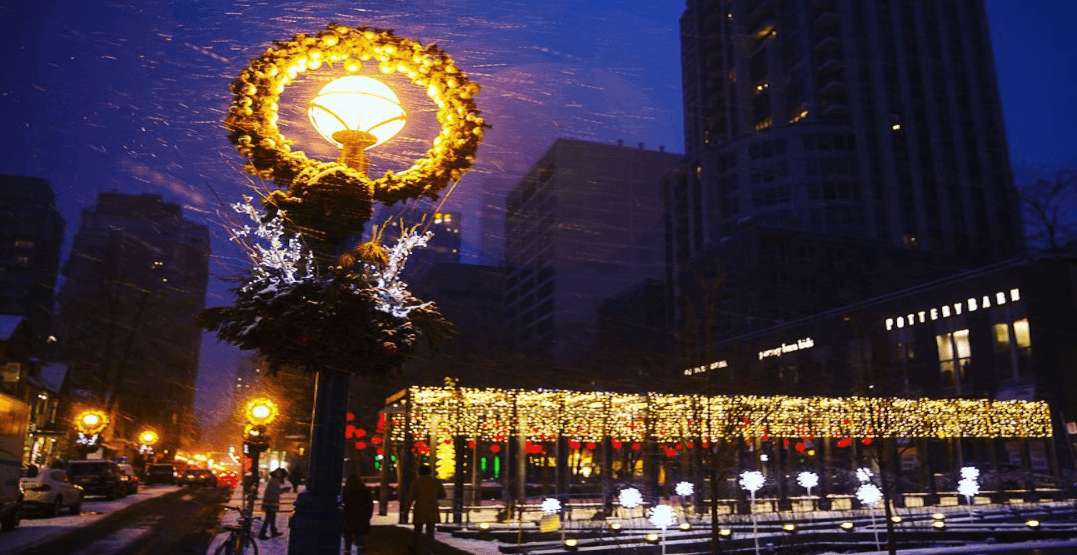 Yorkville to kick off holiday season with tree lighting ceremony next month