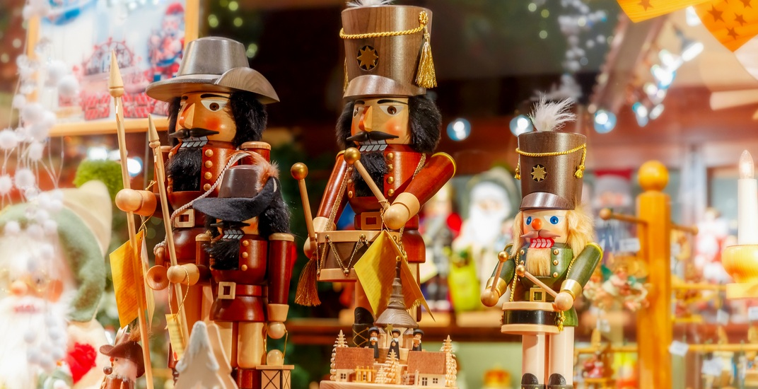 Montreal's magical Nutcracker market is back for the holidays