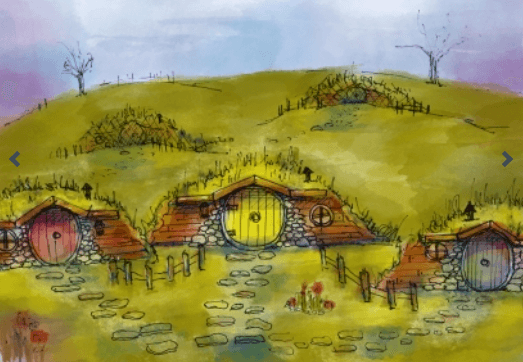 A Hobbit burrows bed and breakfast is coming to Alberta