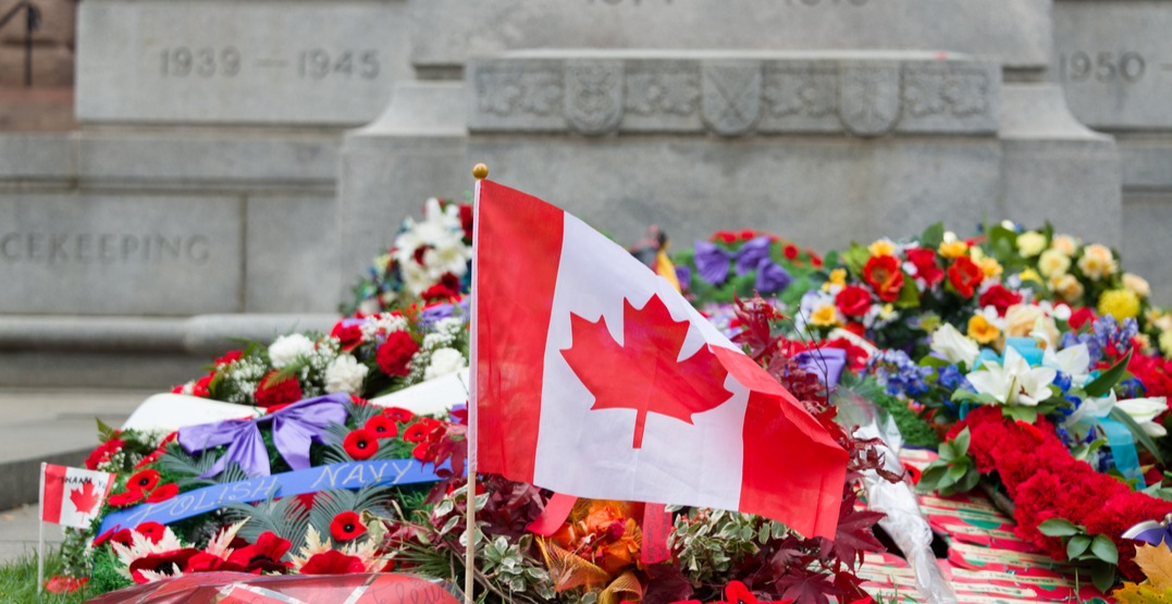 Lest We Forget: Remembrance Week begins in Toronto
