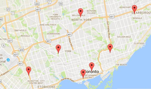 Toronto Remembrance Day Ceremonies