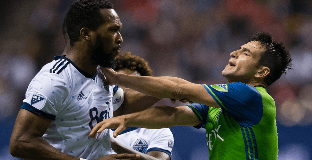 Bad blood boils in Whitecaps' first battle with Seattle