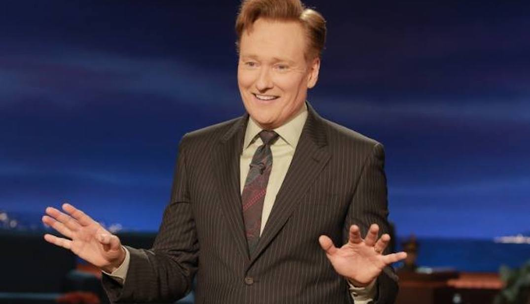 Conan O'Brien tweets he's giving out Canadian passports for Halloween