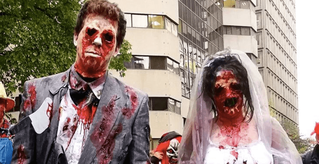 21 haunting moments from this year's Zombie Walk (PHOTOS)