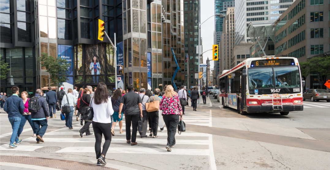 Toronto encouraging employers to work remotely until at least September