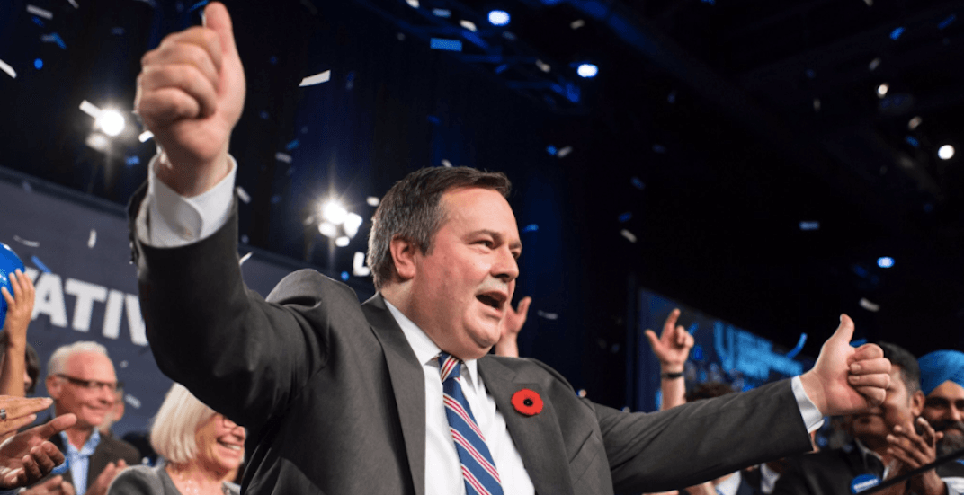 Poll shows United Conservative Party favoured in Alberta
