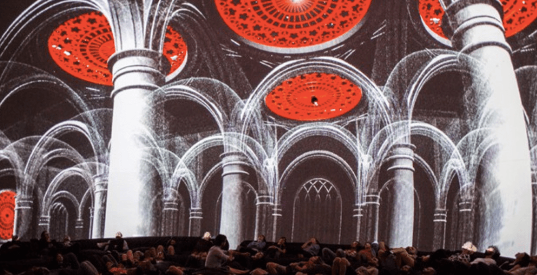 An immersive 'liquid architecture' art exhibit is coming to Montreal