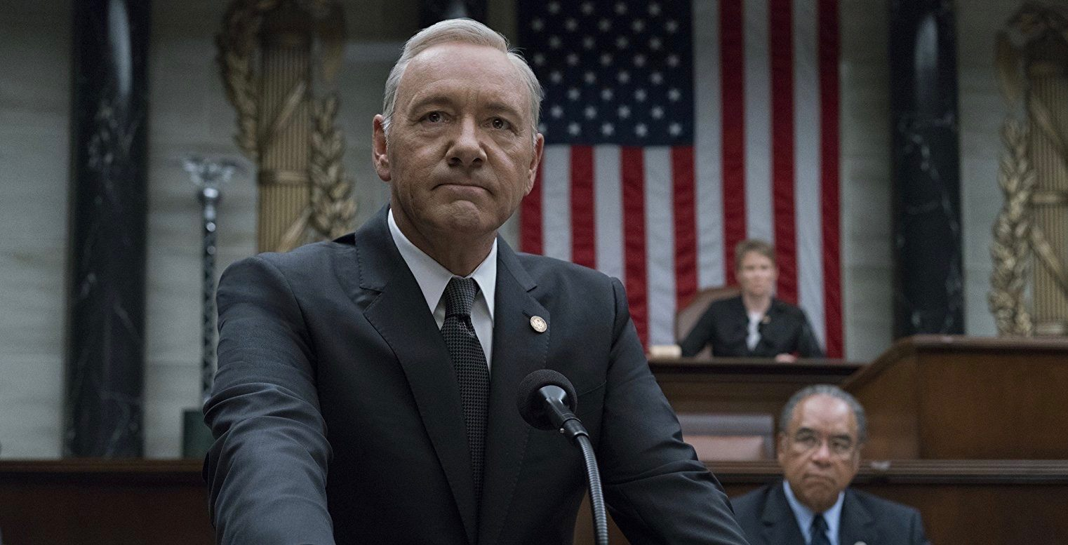 Netflix's House of Cards to end in 2018 with its 6th season