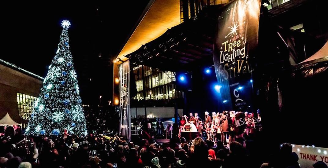 Surrey Tree Lighting Festival 2017 kicks off Christmas in November