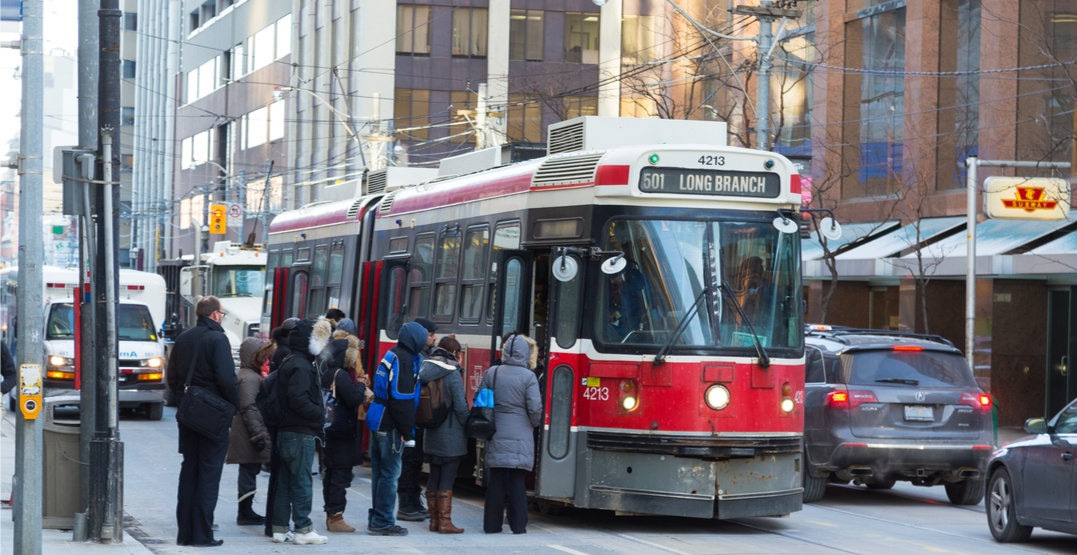 TTC recommending a 10-cent fare increase in this year's budget