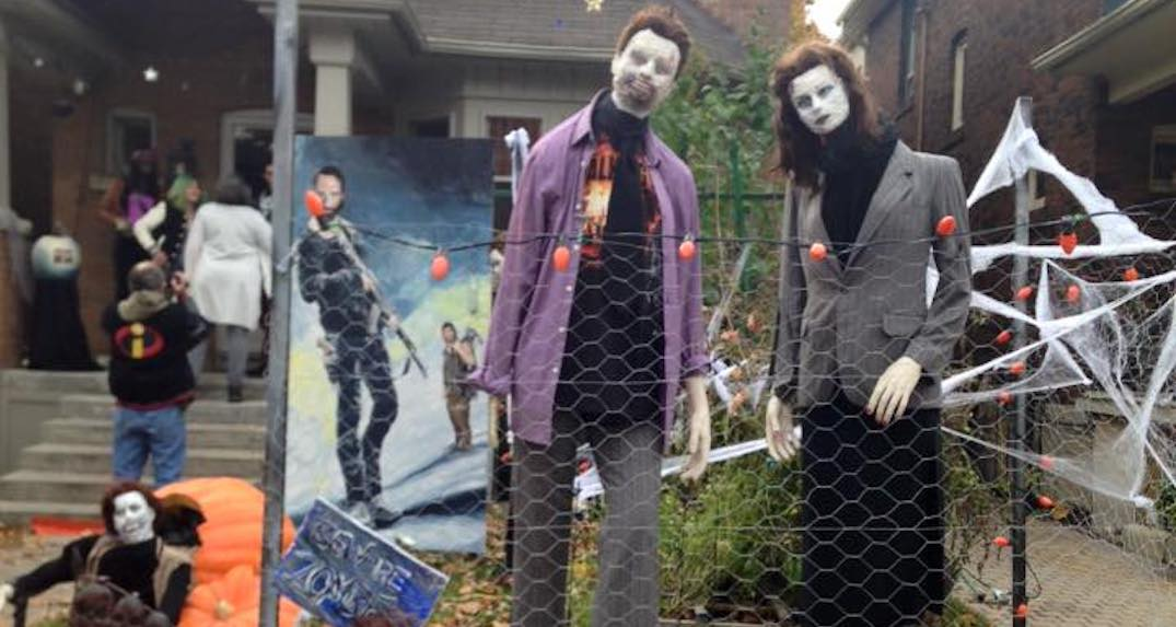 Beloved Toronto Halloween street event cancelled due to the pandemic