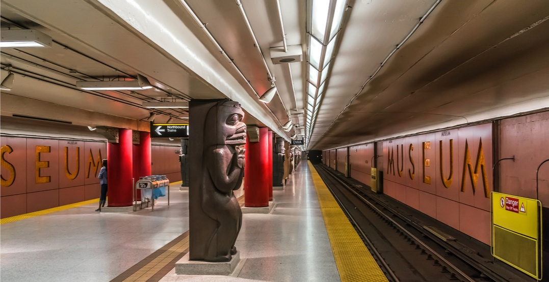 Museum Station will be closing early for fare gate construction