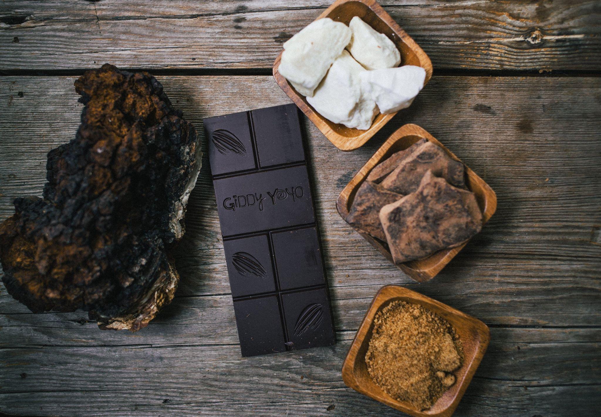 chocolate changa