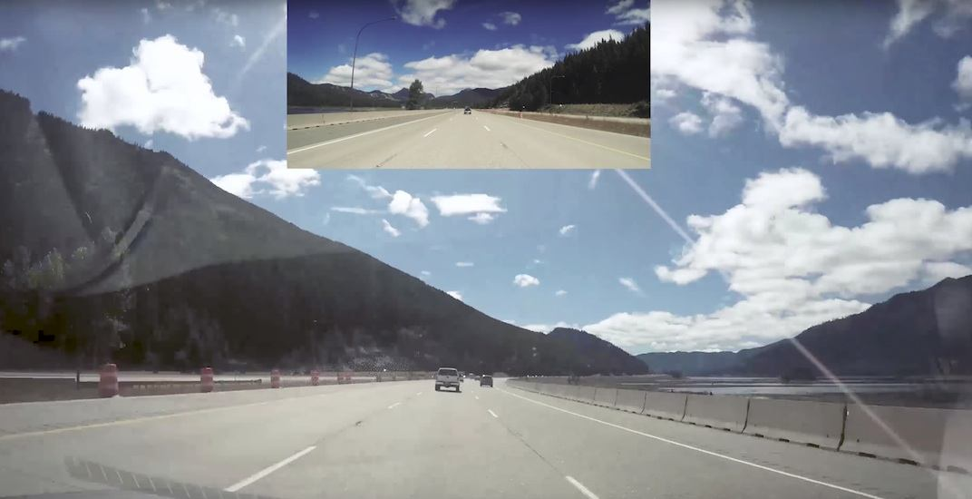 Gordon more road trip timelapse