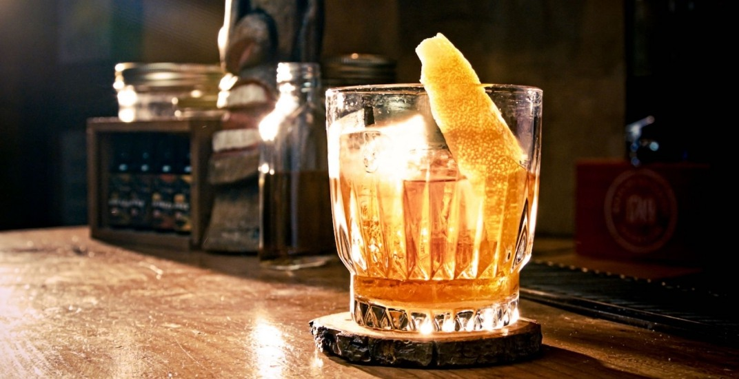 18 bars are participating in Toronto's inaugural Old Fashioned Week