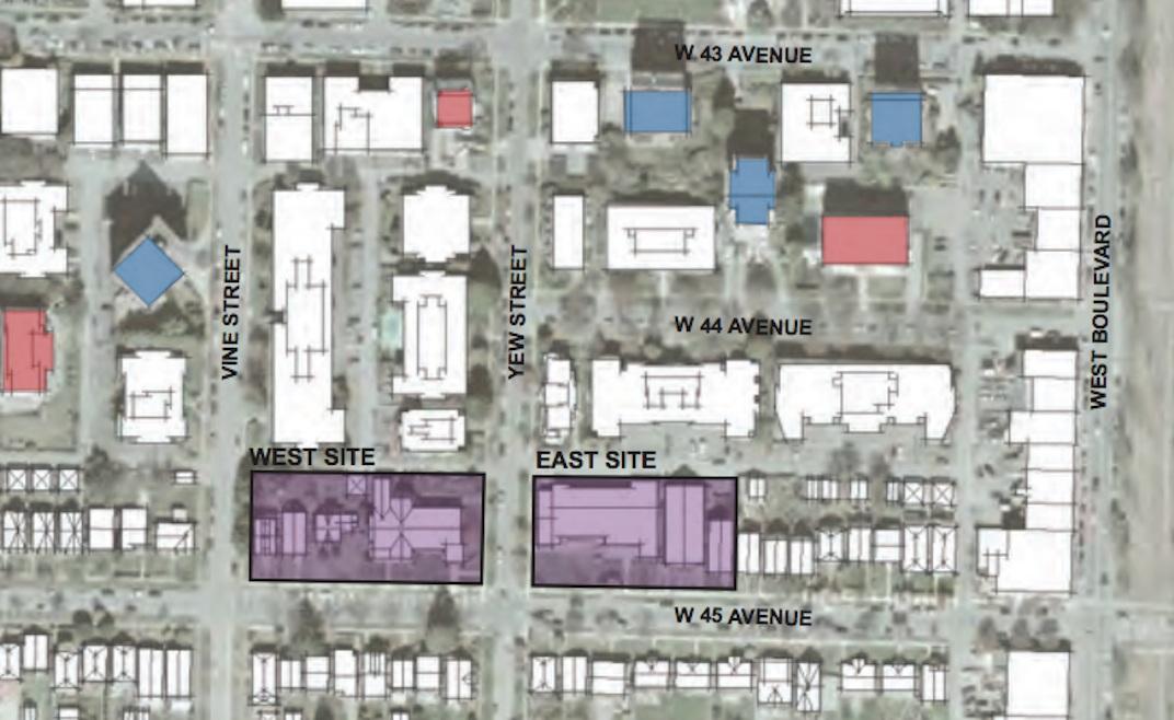 Ryerson Podium Building Floor Plan