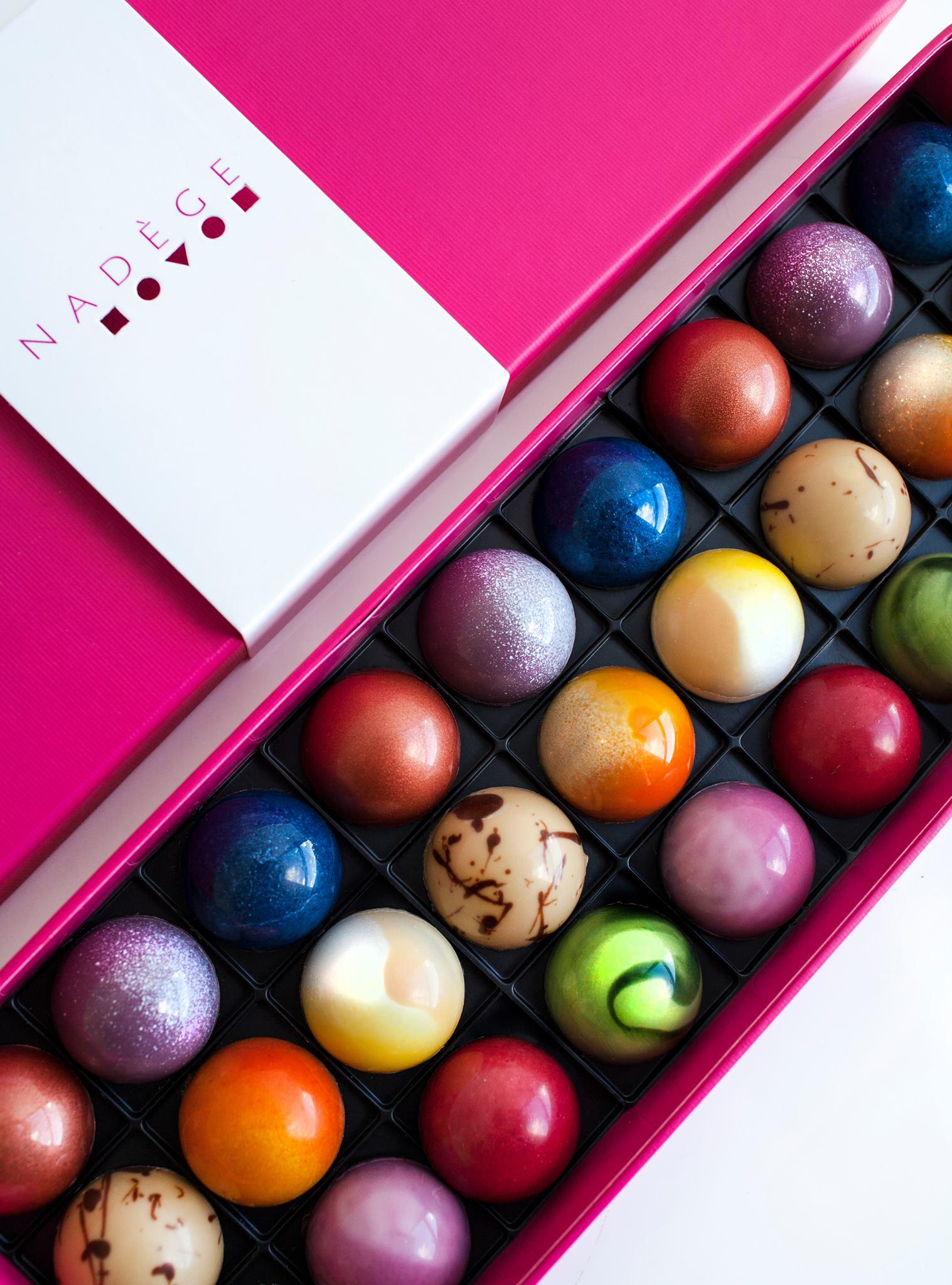 Nadège Patisserie chocolate