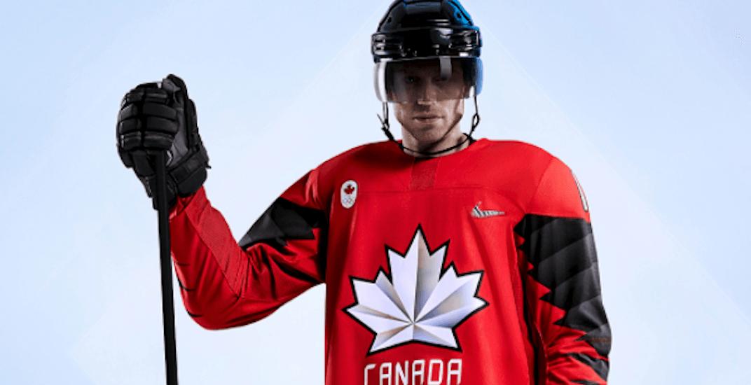 Canada hockey jersey 2