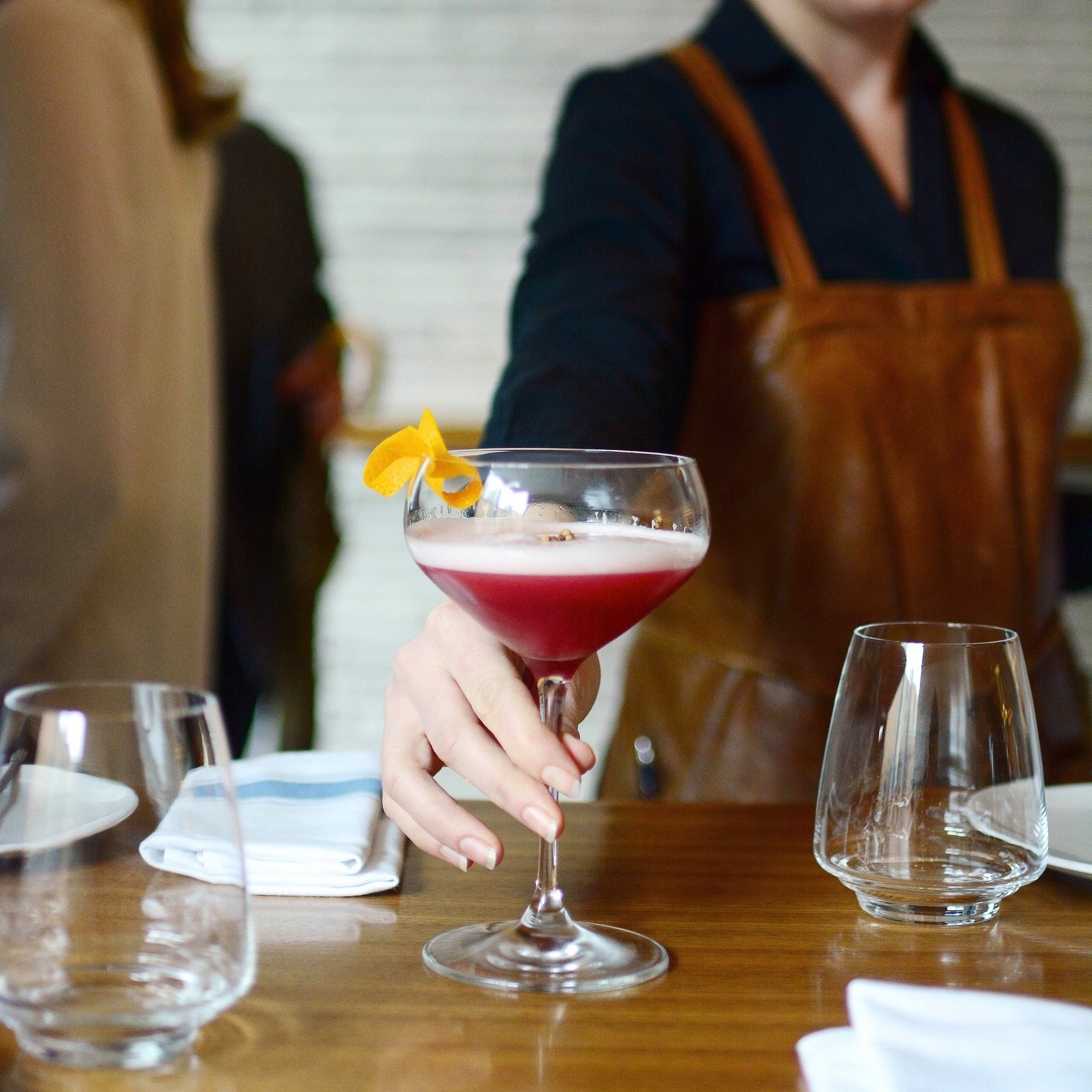 Buca Yorkville cocktail