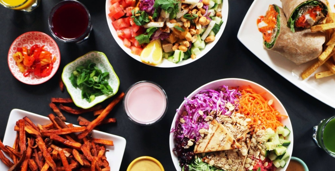 Toronto vegan chain Fresh is opening a new location near Union Station