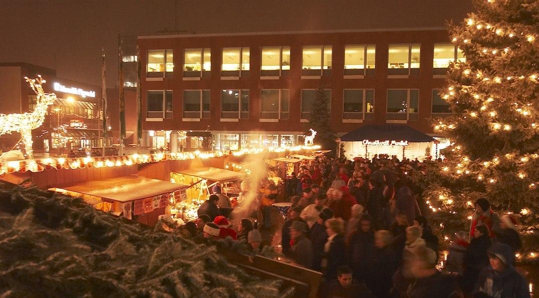 Canada's original Christkindl Market returns to Ontario next month