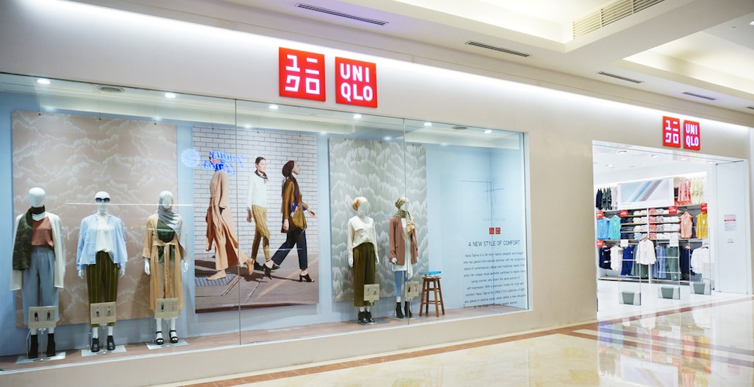 Alberta's first Uniqlo store set to open next month