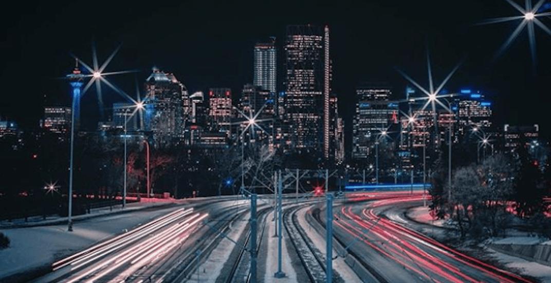 Snow to keep falling in Calgary through to Sunday (PHOTOS)