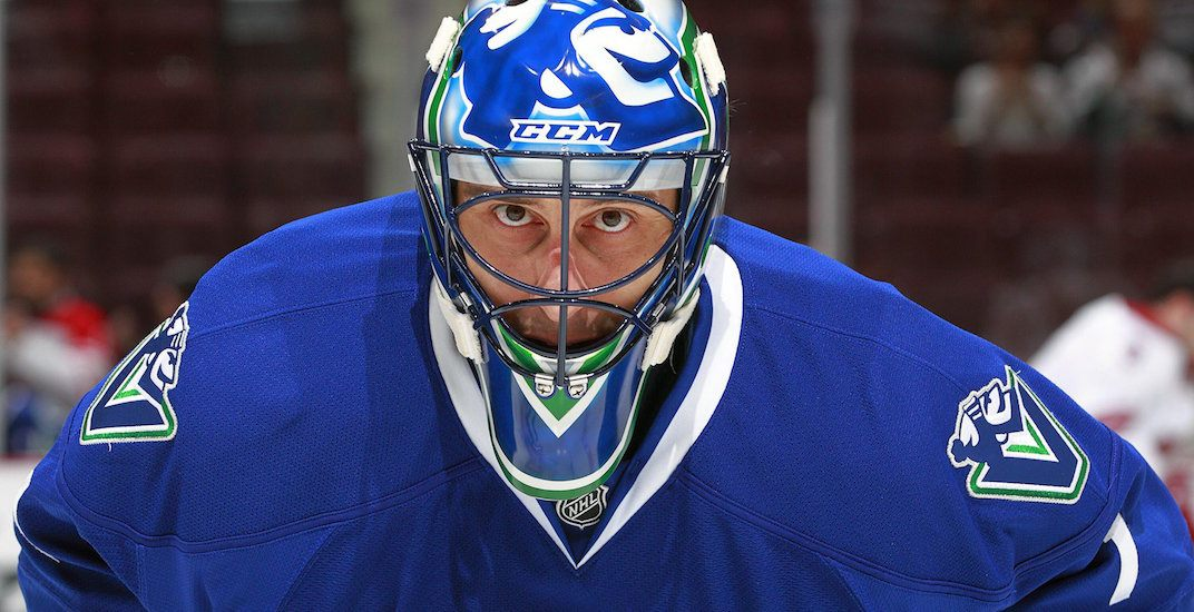 Roberto Luongo announces retirement from National Hockey League