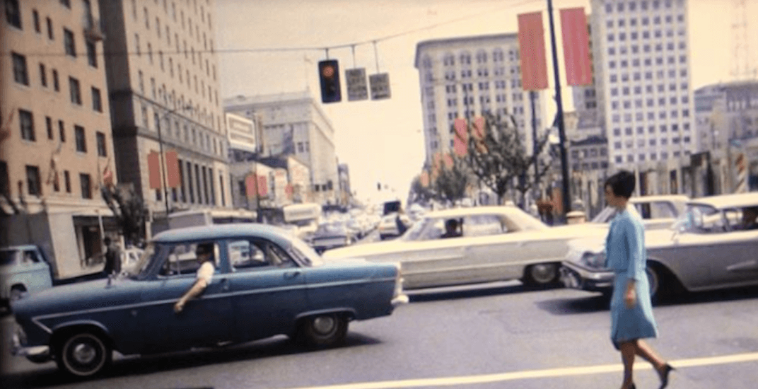 Take a trip back in time to 1960s Vancouver (VIDEO)