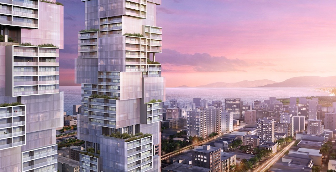 Vancouver's landmark twin towers could begin construction in 2019 (RENDERINGS)