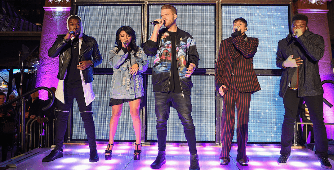 Multi-platinum-selling artist Pentatonix is coming to Vancouver this July