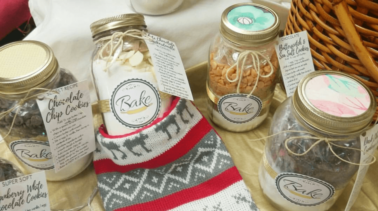 bake christmas market
