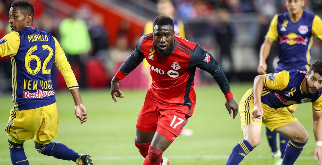 'Classless' New York fans yelled religious-based insults at Toronto FC's Jozy Altidore