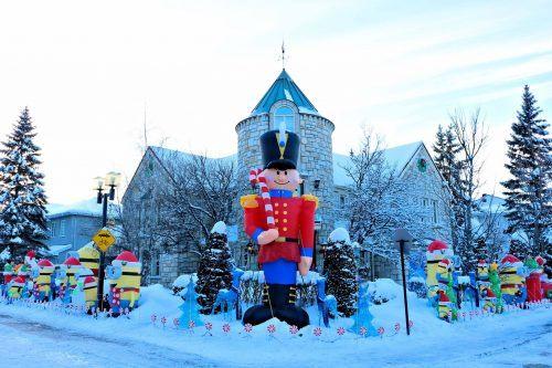 Montreal Christmas