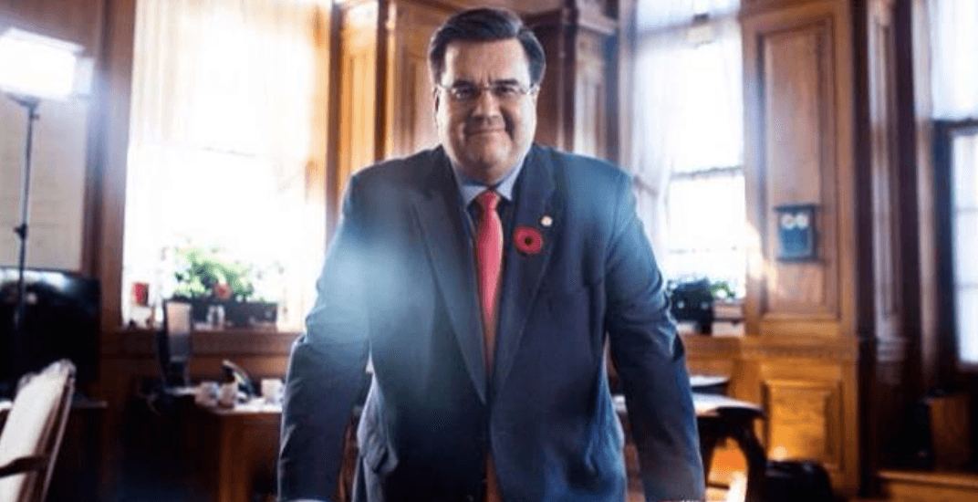 Denis Coderre announces he's leaving politics after losing mayoral race