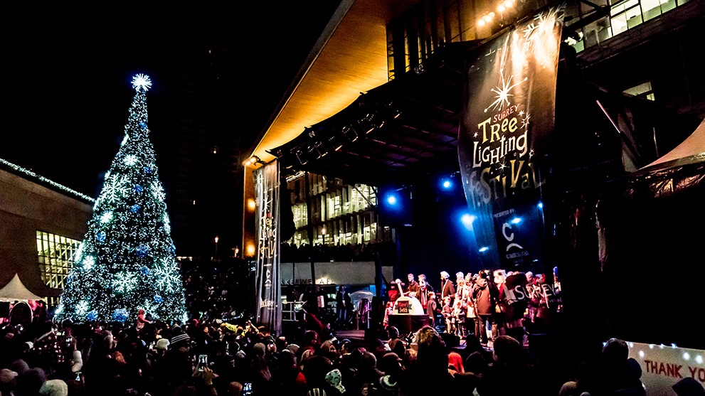 Surrey Tree Lighting Festival